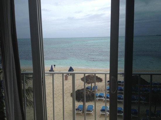Breezes Resort Bahamas: View from room