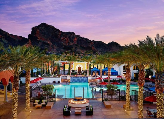 ‪Omni Scottsdale Resort & Spa at Montelucia‬