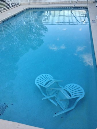 Country Inn & Suites By Carlson, Jacksonville : Pool