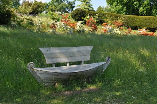 Somerset, UK: Forde Abbey Gardens 2