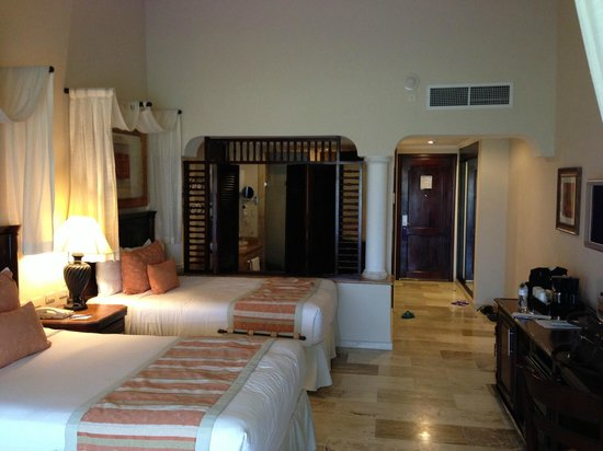 Paradisus Palma Real: Deluxe Jr Suite - 2 Double Beds