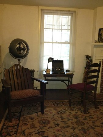 Oxford, MS: Faulkner's Study