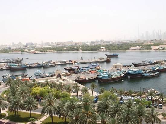 Hilton Dubai Creek: Plenty going on
