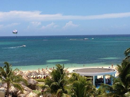 Iberostar Rose Hall Suites: room with a view........