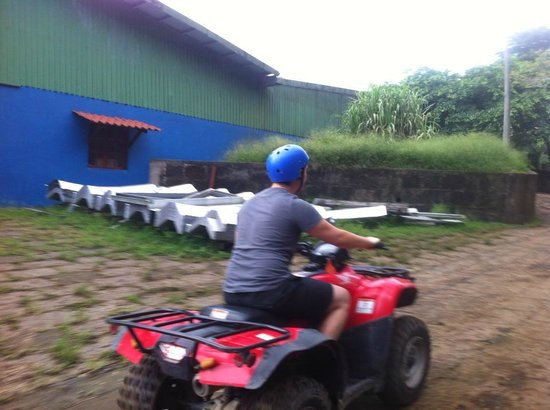 Hotel Borinquen Mountain Resort: ATV