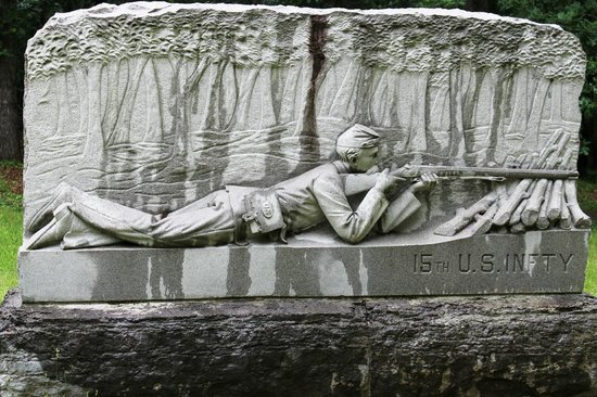 ‪‪Fort Oglethorpe‬, جورجيا: Monument‬