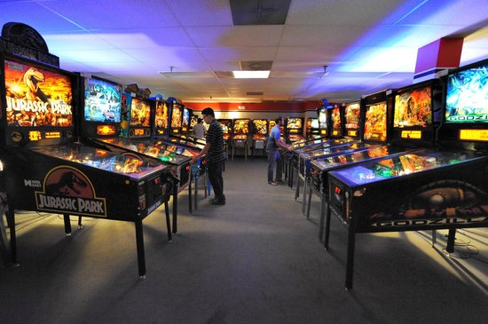 Pinballz Arcade Austin Tx Hours Address Game