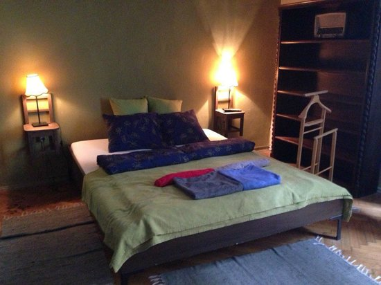 Home Made Hostel: The private room