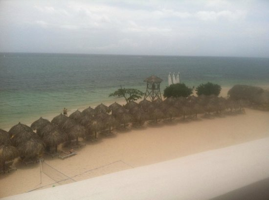 Iberostar Grand Rose Hall: Our Ocean View...