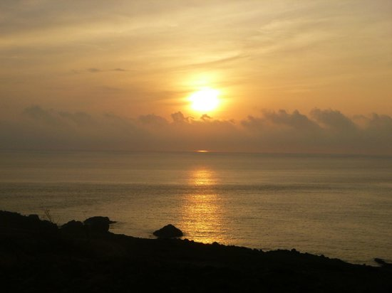 Savaneta, Aruba: Sunrise