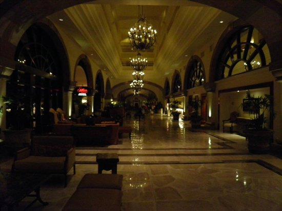 Marriott CasaMagna Cancun Resort: lobby