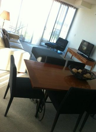 Caloundra, Australien: lounge 1 bedroom
