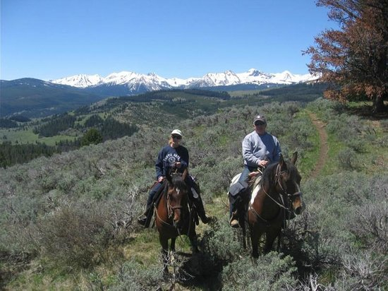 Gallatin Gateway, MT: fantastic ride