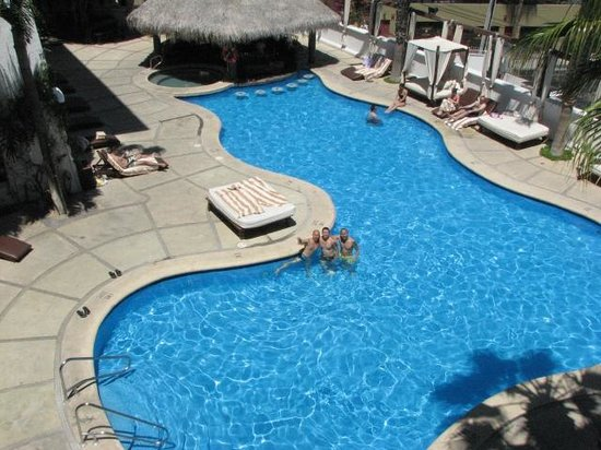 Bahia Hotel & Beach Club: Bahia Pool