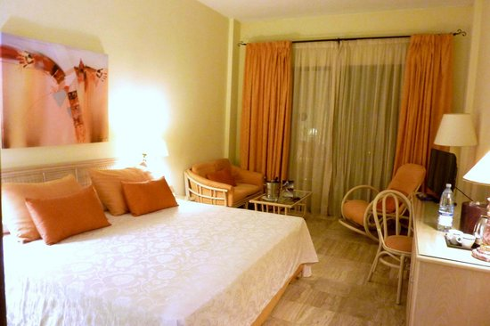 Melia Las Americas: double room