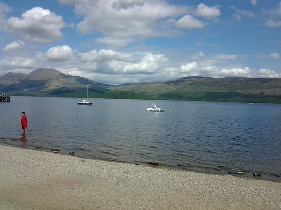 Luss, UK: our view