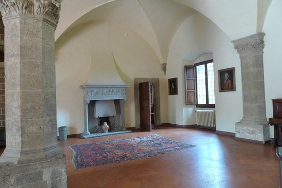 Torre Di Bellosguardo: Ground floor