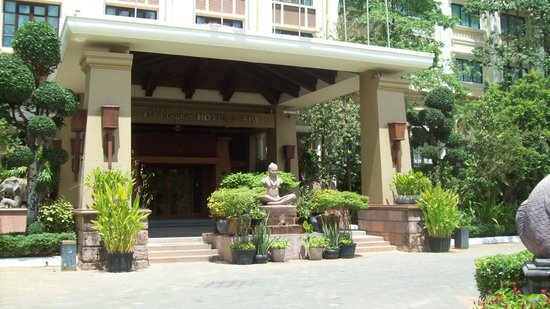 Prince D'Angkor Hotel & Spa: Great first impression and it only gets better from there