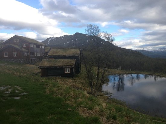 Bed & breakfast i Hemsedal