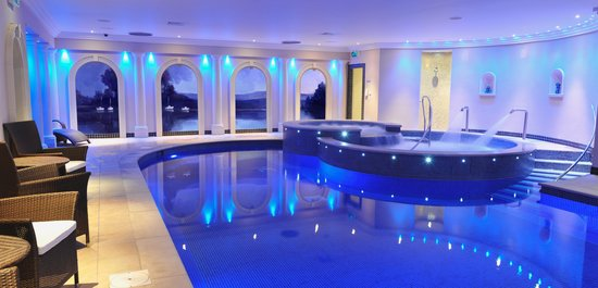 Sittingbourne, UK: Indoor Swimming Pool