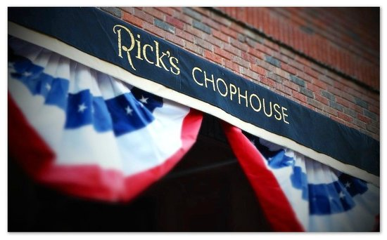 McKinney, TX: Rick's Chophouse, the best steak in town