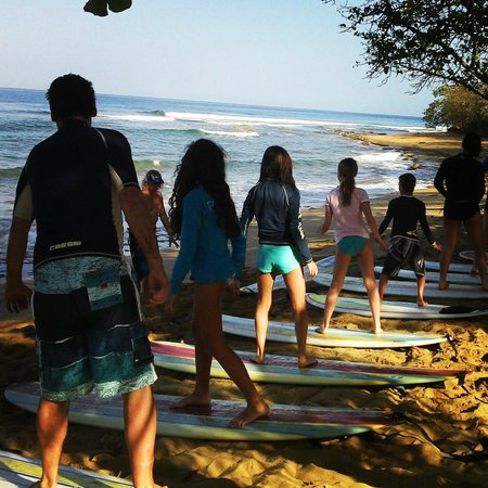 Surfing Lessons Puerto Rico Adventure Company