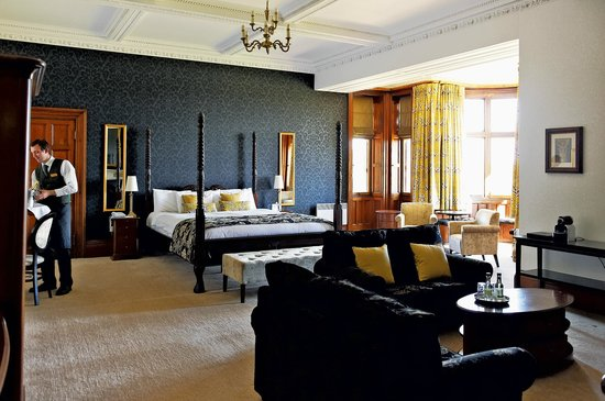 Nottinghamshire, UK: Historic Suite at Thoresby