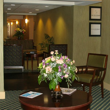 Hampton Inn Fairhope: Lobby