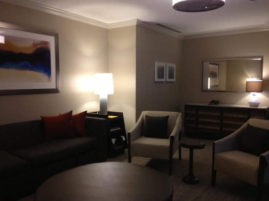 Hyatt Chicago Magnificent Mile: Executive Suite