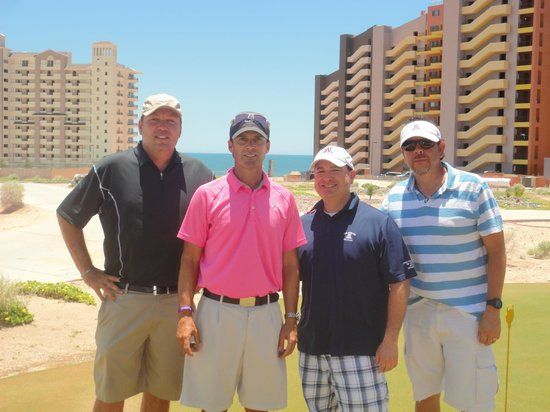 Las Palomas Beach & Golf Resort: ra