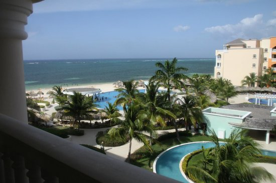 Iberostar Rose Hall Suites: Oceanview from room