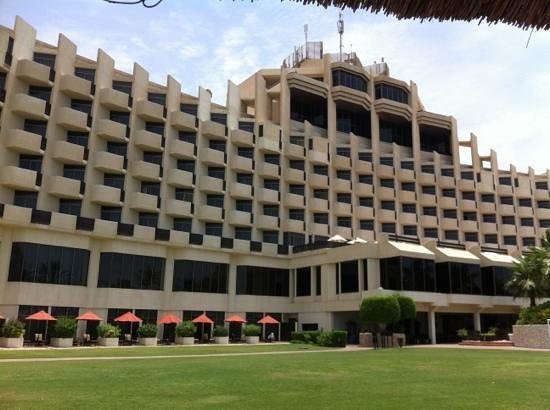 JA Jebel Ali Golf Resort: old hotel