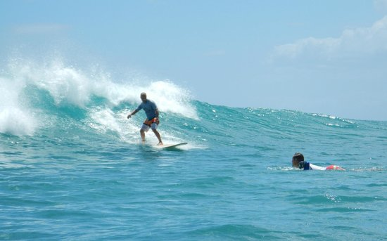 Hook up surfing
