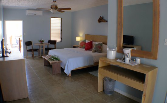 Anegada: King Bedroom
