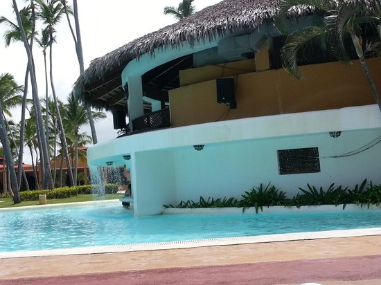 Occidental Grand Punta Cana: swim up bar