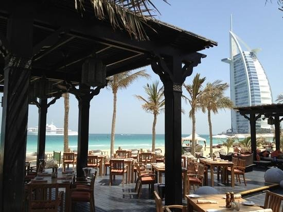 View From Shimmers Picture Of Shimmers Dubai Tripadvisor
