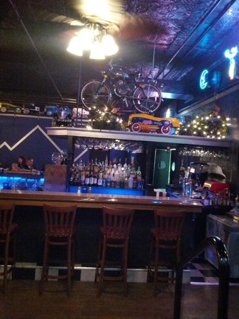 Greenville, OH: A peak at the bar