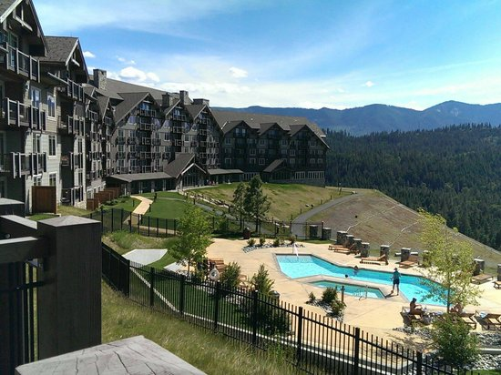 beautiful view picture of suncadia resort cle elum. Black Bedroom Furniture Sets. Home Design Ideas