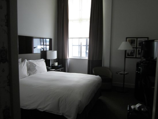 Sofitel London St James: Comfy Bed