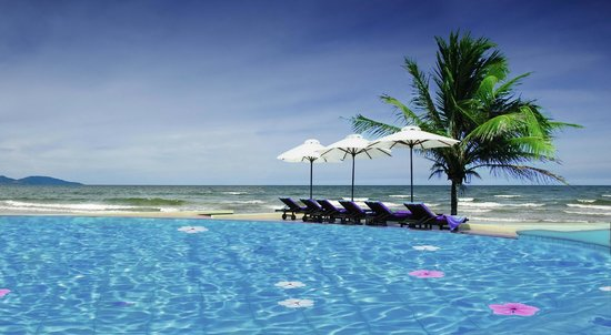 ‪Sandy Beach Non Nuoc Resort Da Nang Vietnam, Managed by Centara‬