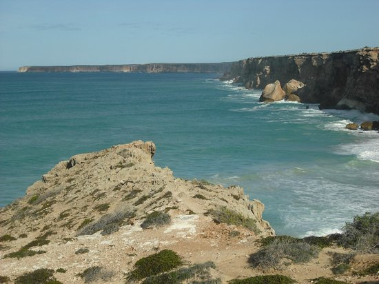 South Australia, Australien: Head of the Bight.