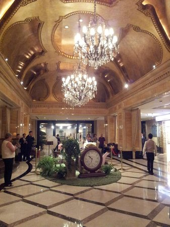The Langham, HongKong: The Langham Foyer
