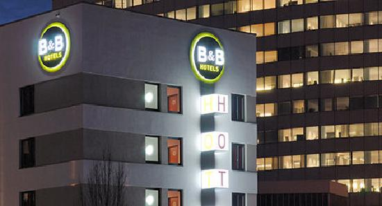 B B Hotel Frankfurt West Germany Hotel Reviews