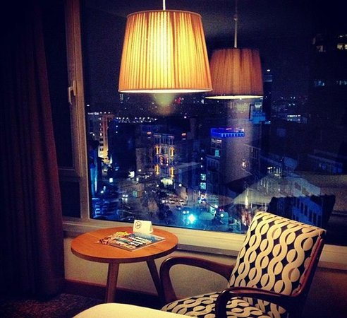 Photo of The Marmara Pera Hotel Istanbul