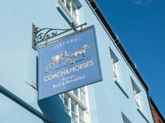 Oxford Coach and Horses