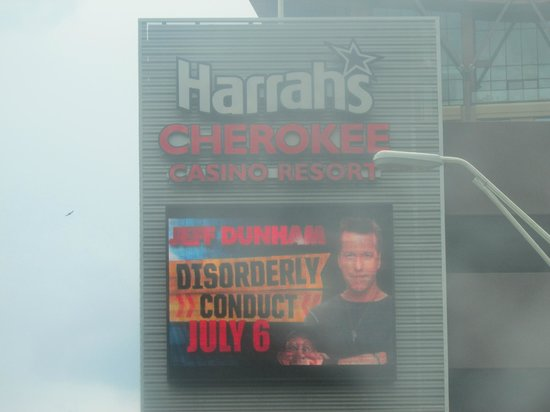 Harrah's Cherokee Casino & Hotel: Great entertainment