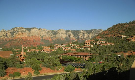 ‪‪BEST WESTERN PLUS Inn of Sedona‬: View from the room‬