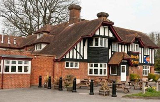 Oakley, UK: The Innkeeper's Lodge Basingstoke