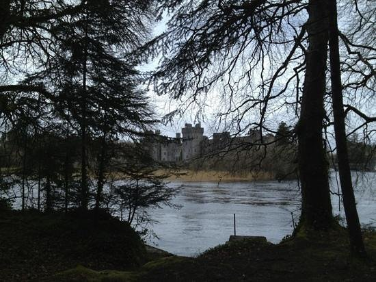 Ashford Castle - from lakeside walk
