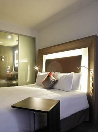 Novotel London Waterloo: Executive room